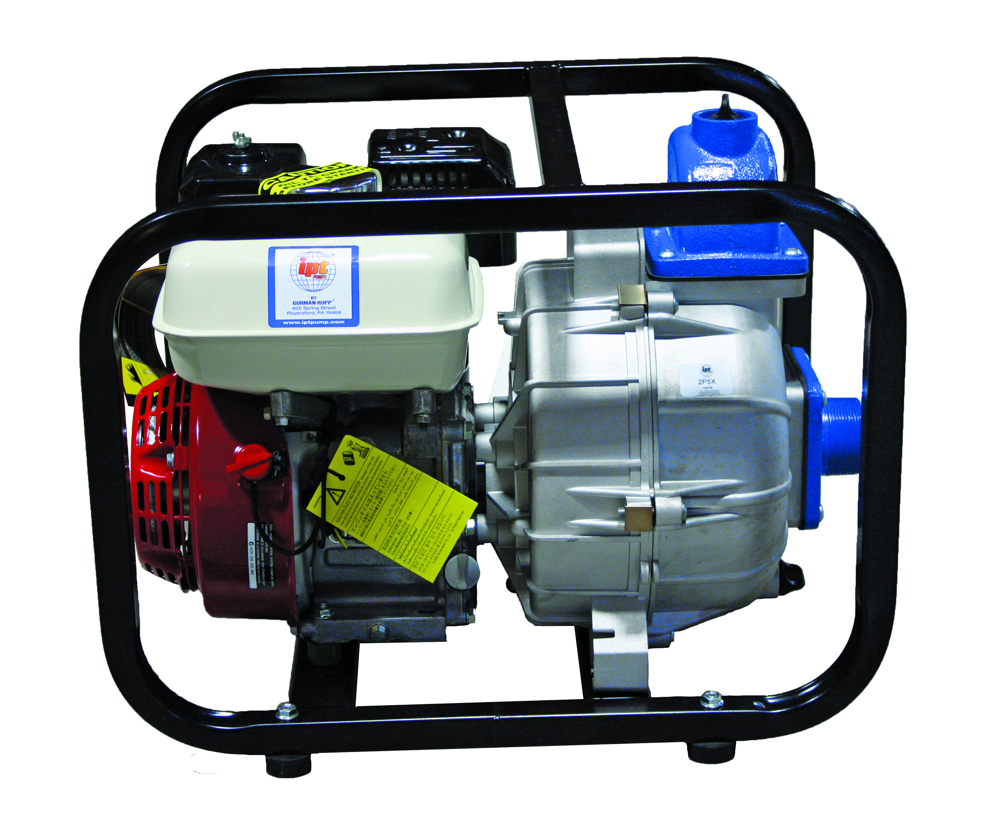 6 Hp Portable Water Pump Rain Flo Irrigation