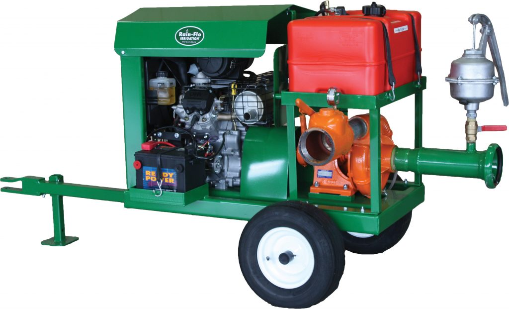 Large Portable Pumps | Rain-Flo Irrigation