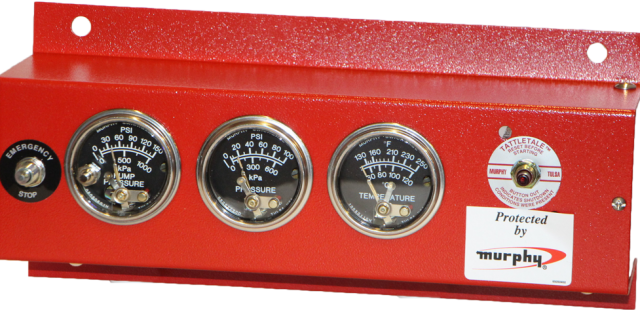 Safety Gauges and Panels