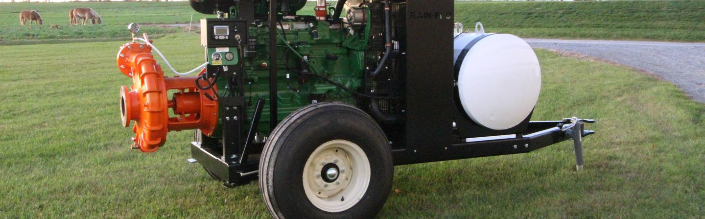 Large Portable Pumps