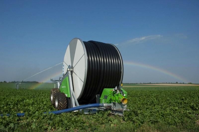 Bauer Reels Rain Flo Irrigation