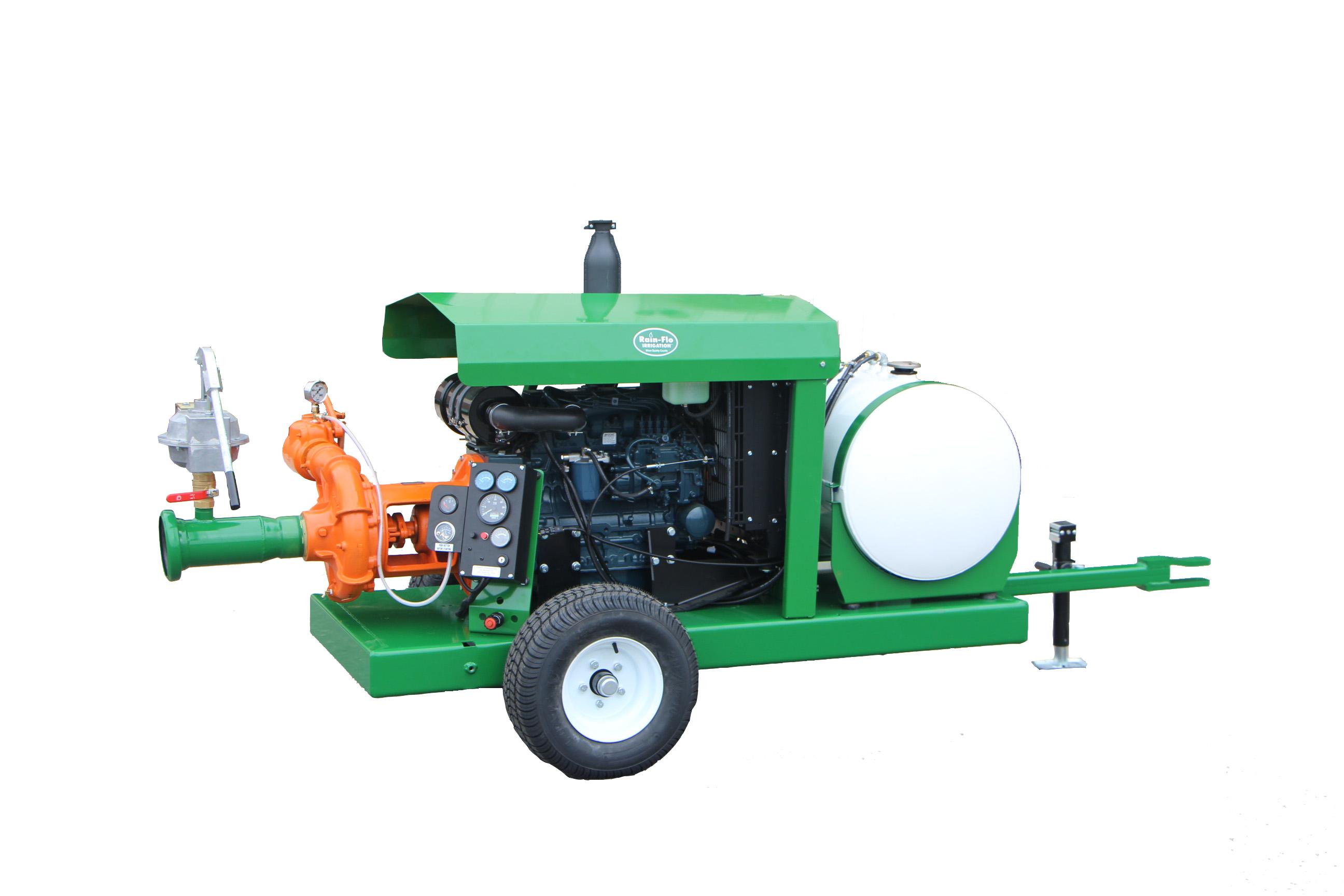 Large Portable Pumps | Rain-Flo Irrigation